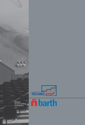 Präzision ist unser Auftrag www.barth.it