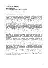 Stadt/Recht/Teilhabe: Urbane Konflikte um gesellschaftliche ...