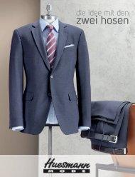 zwei hosen - Huesmann Mode