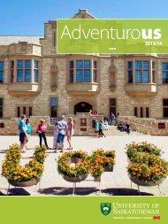 Adventurous Domestic Viewbook - Explore - University of ...