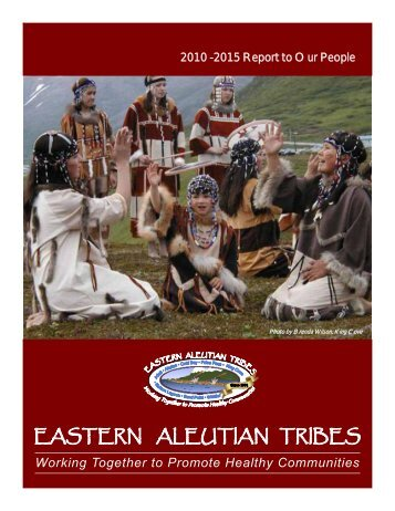Five Year Plan - Eastern Aleutian Tribes, Inc.