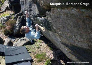 Scugdale, Barker's Crags - ClimbOnline.co.uk