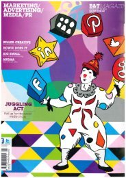 B&T Social Circus - Taurus Marketing