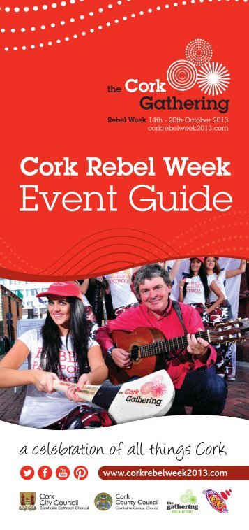Event Guide - Cork Rebel Week
