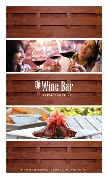Pensacola (Palafox) - Wine World