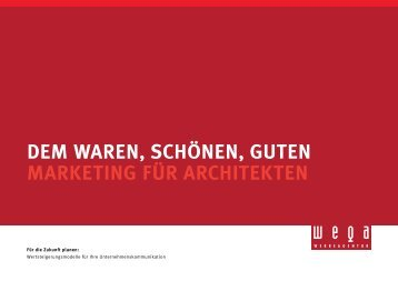 Marketing für Ingenieure und Planer - SoftTech GmbH