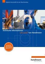 Technische Informationen Lauramid® von Handtmann