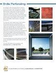 Perforated Metals - Erdle Perforating - Page 2