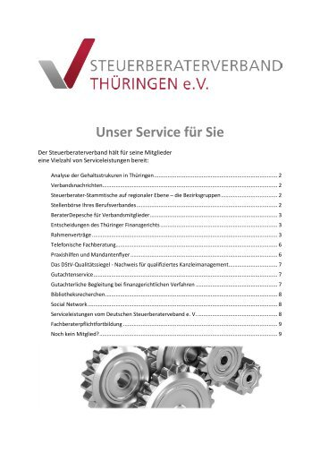 Download - Steuerberaterverband Thüringen eV