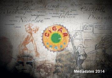 Mediadaten 2014 - Cigar