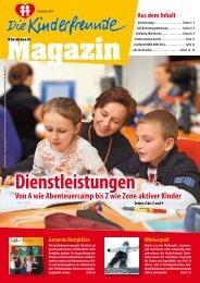 Kinderfreunde-Magazin Dez. 2010 - Steiermark