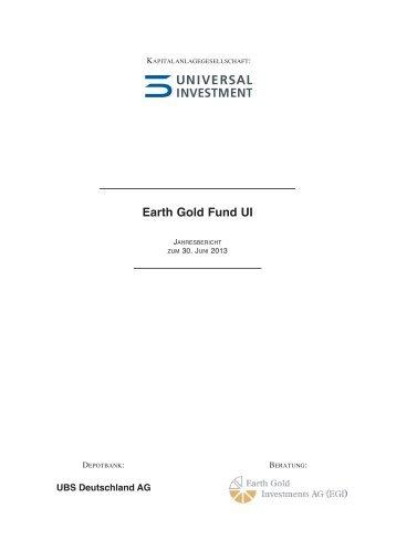 Jahresbericht - Universal-Investment