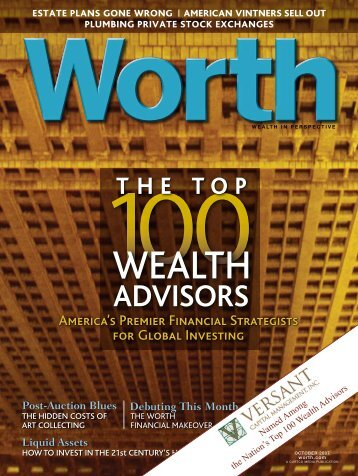 WEALTH WEALTH - Versant Capital Management
