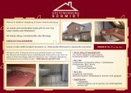 Unser Flyer (bitte hier klicken) - Gästewohnung in Uetze
