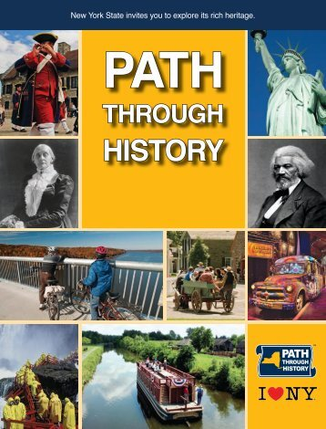Path Through History - New York By Rail