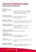 ADVENTSBRIEF 2013 Gemeindeleben - st-andreas-clp.de - Page 4