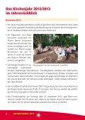 ADVENTSBRIEF 2013 Gemeindeleben - st-andreas-clp.de - Page 6