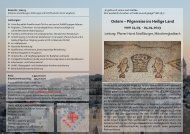 Programm als PDF - Deutscher Verein vom Heiligen Lande