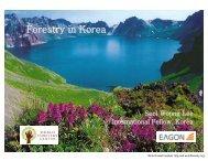 Forestry in Korea - World Forest Institute Online