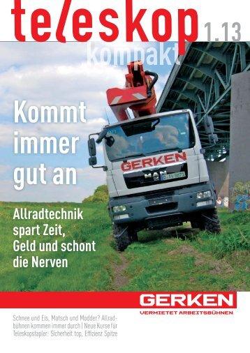 Ausgabe 1/2013 - Gerken
