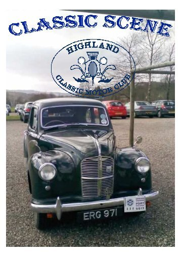 June 2013.pub - Highland Classic Motor Club