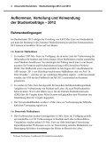 Aufkommen und Verwendung in den Haushaltsjahren 2012 und 2013 - Page 5