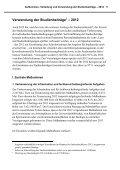 Aufkommen und Verwendung in den Haushaltsjahren 2012 und 2013 - Page 6