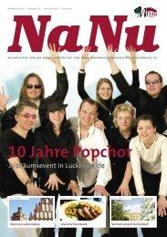 Ausgabe November 2006 - Wohnbaugenossenschaft Luckenwalde ...