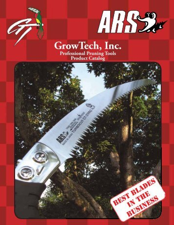 Download Entire Catalog (~4.4 MB) - Growtech, Inc.