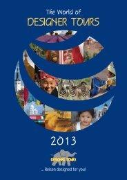 Katalog 2013 - Designer Tours