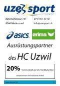 Saisonheft 2013/2014 Phase 1 - HC Uzwil - Seite 6