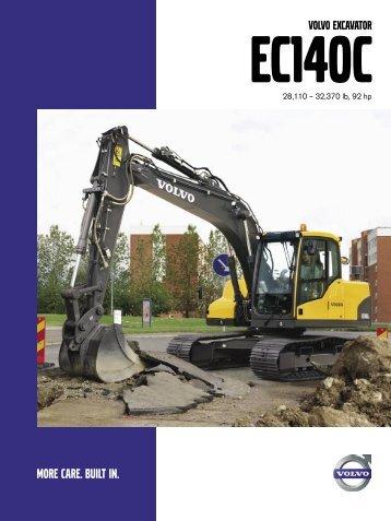 Volvo Construction Equipment - Volvo Rents