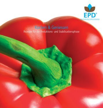 EPD-Kochbuch