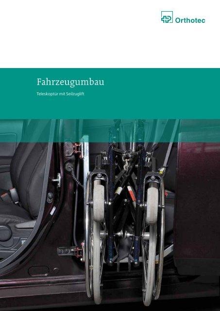 Teleskoptüre (PDF, 639 KB) - Orthotec