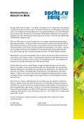 Olympische Winterspiele sOtschi - ZDF Presseportal - Seite 5
