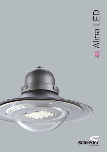 Alma LED - Schréder