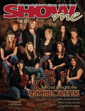 Show Me the Ozarks Magazine - February 2011