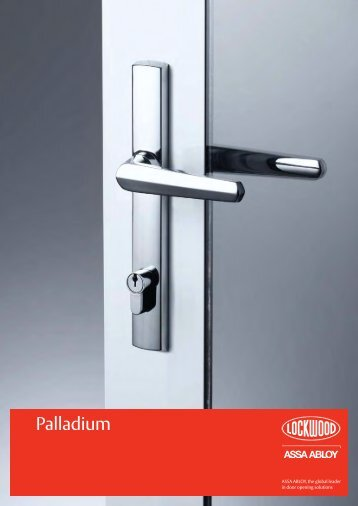 Palladium - Hardware Direct