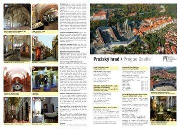 - SPH_INFO_LETAK_400x286 2013 Tisk NEW - Pražský hrad