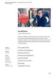 Das Mittelalter - 7 Dinge, die Sie wissen sollten - WDR