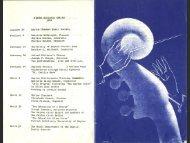 1966-F20 Program - Inland Children's Chorus