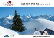 Die WinterInfo als PDF herunterladen - Piesendorf