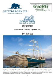 Antigua_06-20Septemb.. - Spitzbergen