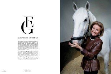 elisabeth gürtler - Pegasus Communication