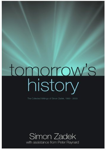 Chapter 1 - Tomorrow's History - Final Version