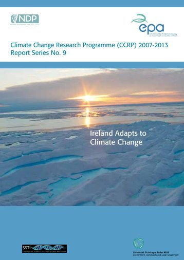 Ireland Adapts to Climate Change - Environmental Protection Agency