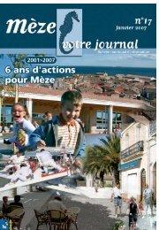 Pdf (3,5 Mo) - Ville de Mèze