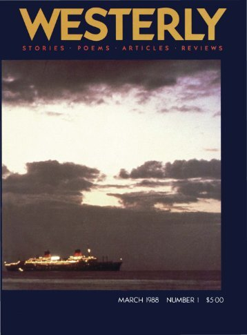 pdf download - Westerly