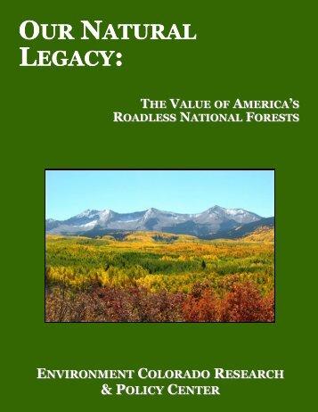 Download Report (PDF) - Environment Colorado