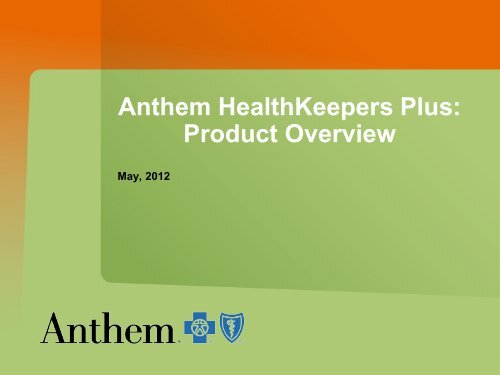 Ammco bus : Anthem healthkeepers plus claims address
